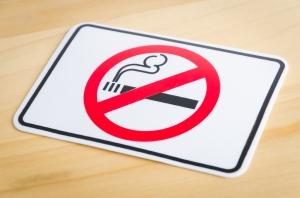No tabaco