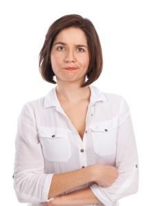 ¿Sientes un peso o bulto en la vagina?