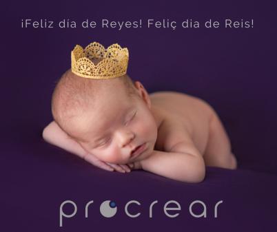 ¡Feliz día de Reyes!  Feliç dia de Reis!